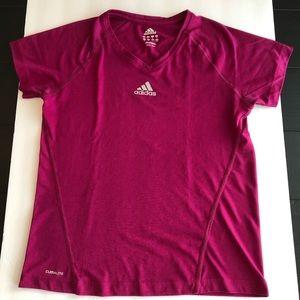 Adidas climalite short sleeves top